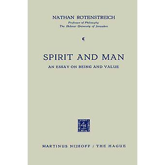 Ånd og mann et Essay om blir verdien av Rotenstreich & Nathan