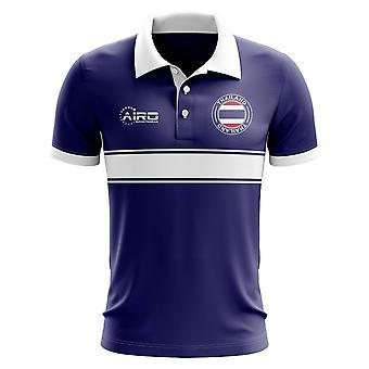 Tajlandia koncepcja koszula Polo z paskiem (Navy)