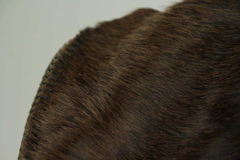 The Durango Genuine Hair-On Hide Leather Trim Backpack