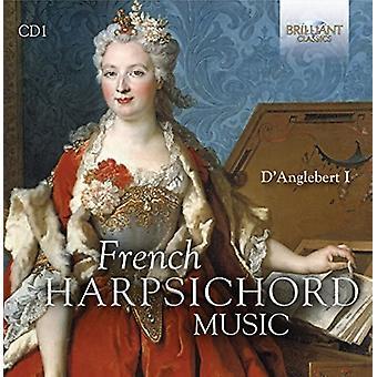 Franska cembalo musik - franska cembalo musik [CD] USA import