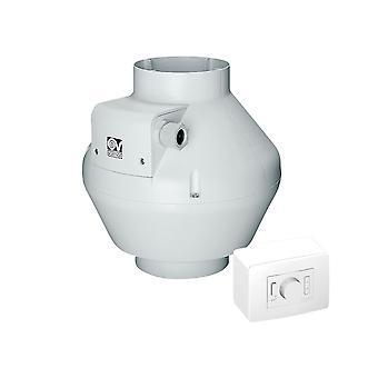 Belső ventilátor CA 200 v0 D EP szintetikus 775 m³/h különböző modellek
