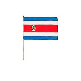 Costa Rica käsivaralta lippu