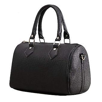 Designer große Damen Vintage-Faux-Leder-Sommer-tote Schulter-Handtasche