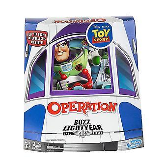 Operação Buzz Lightyear versão Toy