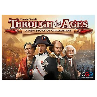 Through the Ages 2015 A New Story of Civilization