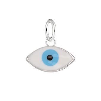 Rhodié Eye Zilveren hanger