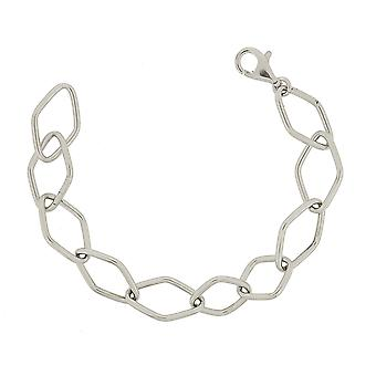 Armband Big links 925 zilver 21 cm