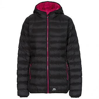 Trespass Womens Abigail Padded Hooded Warm Casual Coat