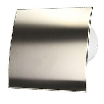 125 mm timer Extractor fan ESCUDO front panel vegg tak ventilasjon