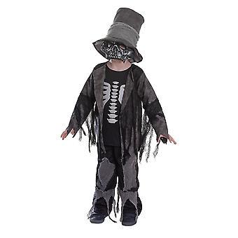 Bristol Novelty Childrens/drenge grav digger kostume