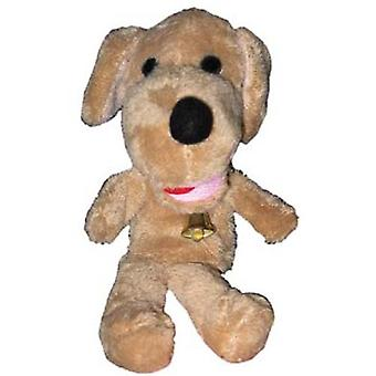 Finger Puppet - UPG - Pavlov's Dog Soft Doll Toys Gifts Licensed New 0151