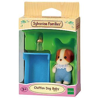 Sylvanian Familien 5070 Chiffon Hund Baby