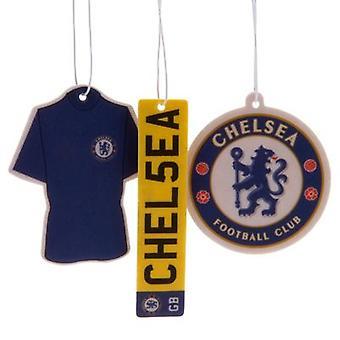 Chelsea 3pk Air Freshener