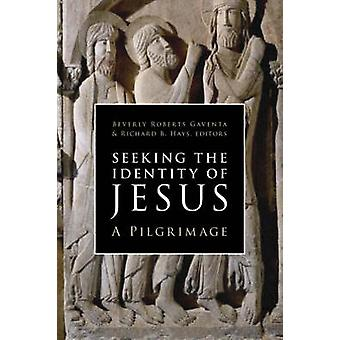 Seeking the Identity of Jesus - A Pilgrimage by Beverly Roberts Gavent