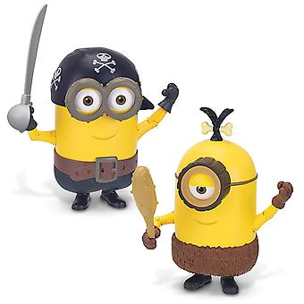 Minions Deluxe Costruire un Minion Action Figure Pira/CRO-Minion