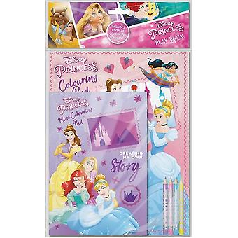 Disney Princess Play Pack Activity Set