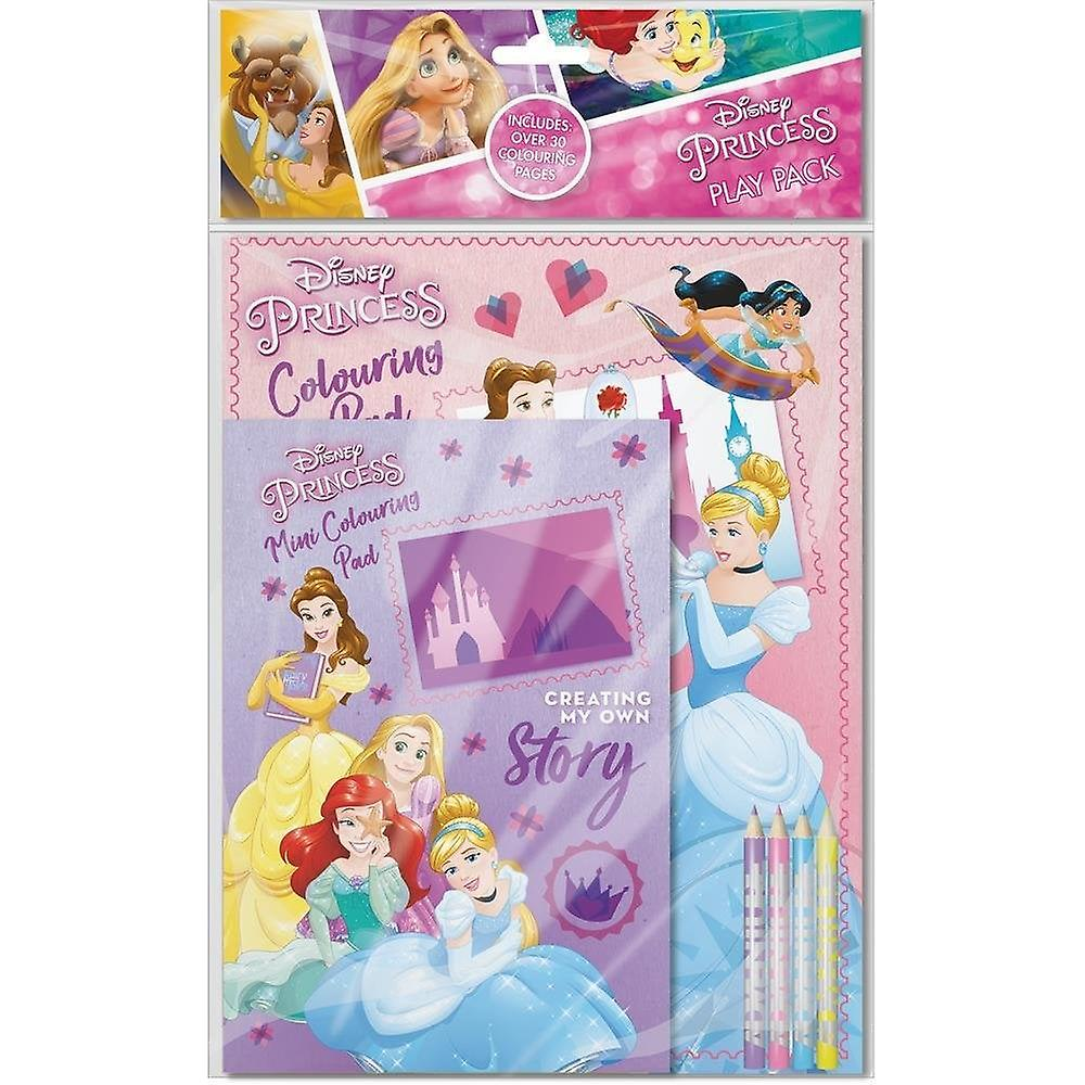 Disney Princess Play Pack Activity Set