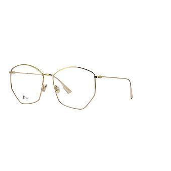 Dior STELLAIREO4 J5G Gold Glasses