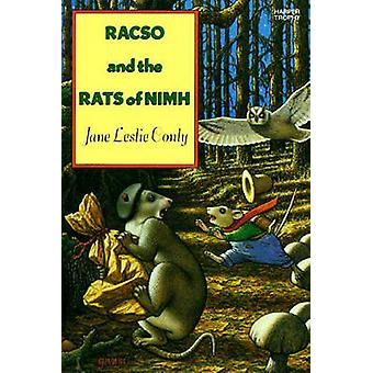 Racso and the Rats of NIMH by Jane Leslie Conly Conly - 9780833519580