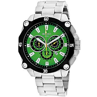 Roberto Bianci Men's Enzo Green Dial Uhr - RB71012