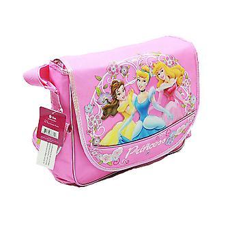 Messenger Bag - Disney - Prinzessin - Cinderella, Belle New School Bag 38380