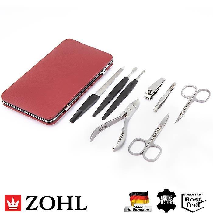 ZOHL Germany Leather Manicure & Pedicure Set Venetto L
