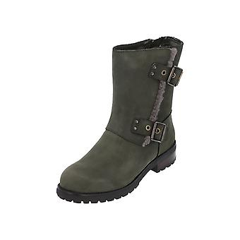 UGG Niels Women's Boots Green Lace-Up Boots Winter
