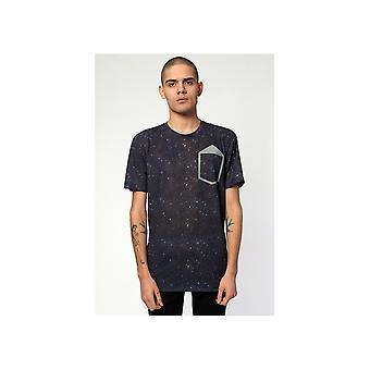 Criminal Damage Granite Navy T-shirt