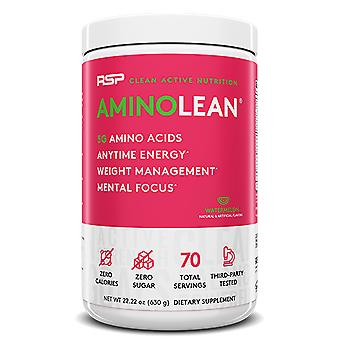 Rsp aminolean - pre-workout energy, fat burner powder, amino acids, recovery, watermelon