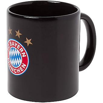 FC Bayern Munich Trophy Heat Changing 11oz Mug
