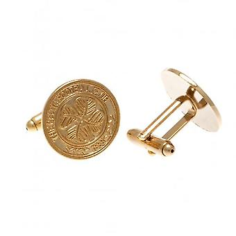 Celtic Gold Plated Cufflinks