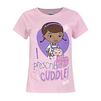 Doc McStuffins Cuddle Girl's T-Shirt