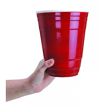 BigMouth Inc. Gigantic Red Drinking Cup