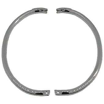 Authentic calvin klein watch bracelet bangle, stainless steel, calvin klein k605000031