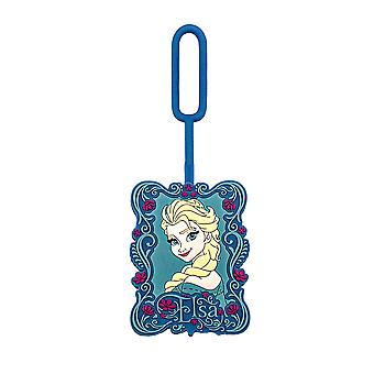 Frozen, Luggage Tag - Elsa