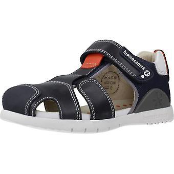 Sandálias Biomecanics 202190 Color Azulmar