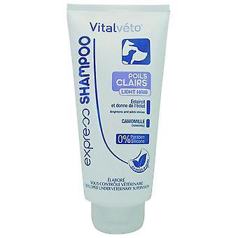 Vitalvéto Express Shampoo Light Coat 300Ml Dog (Dogs , Grooming & Wellbeing , Shampoos)
