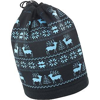 Resultaat Womens/dames Winter rendieren haarband hoed