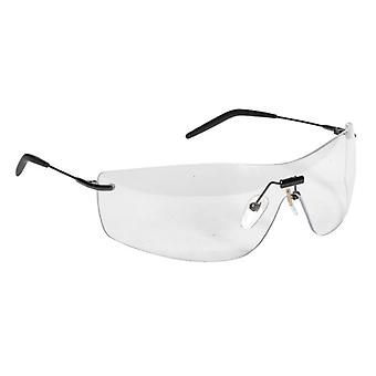 Sealey SSP74 Safety Spectacles - Clear Lens