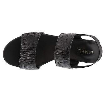Vaneli Womens Braidy open teen casual Slide sandalen
