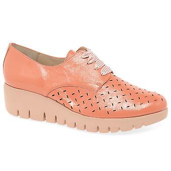 Wonders Salamanca Womens Wedge Heel Shoes