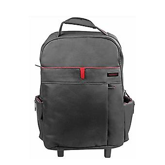 Promate TrolleyPak-1 Premium Multi-Purpose Laptop Trolley Bag 15.6