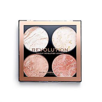 Make-up Revolution Wange Kit-Take A Breather