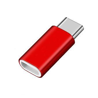 USB-C auf Micro USB Adapter Aluminium