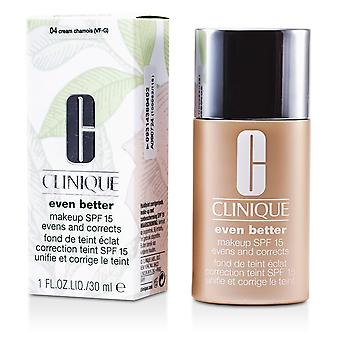 Nog betere make-up spf15 (droge combinatie tot combinatie vettig) no. 04/ cn40 cream chamois 93143 30ml/1oz