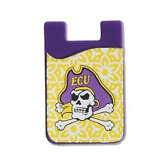 イースタンカロライナパイレーツNCAAファッション携帯電話財布