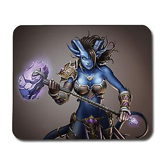WOW World of Warcraft Draenei Mouse Pad
