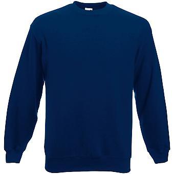 Frukten av den vävstol Mens som Belcoro® garn Sweatshirt