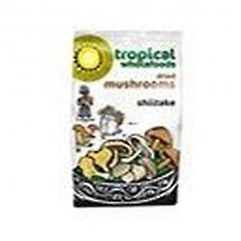 Tropical Wholefoods - Shitake Mushrooms 50g