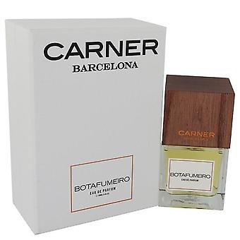 Botafumeiro eau de parfum spray (unisex) by carner barcelona 541907 100 ml